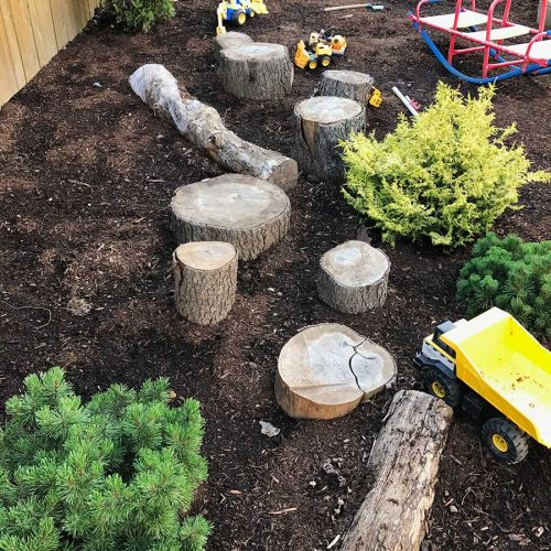 The Green Seed, Sustainable Desing + Build, Playscape